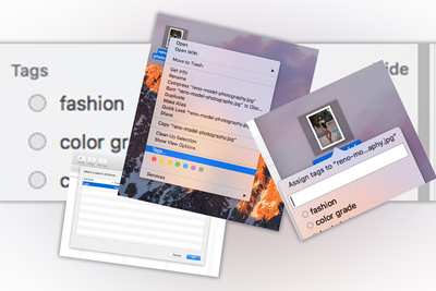 MacOS Finder Tags and How Photographers Can Utilize Them