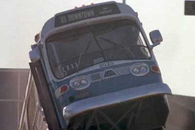 Lessons in Filmmaking: Why We Love the Bus Jump in 'Speed'