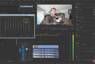 How to Improve the Sound of Your Speech in Premiere Pro
