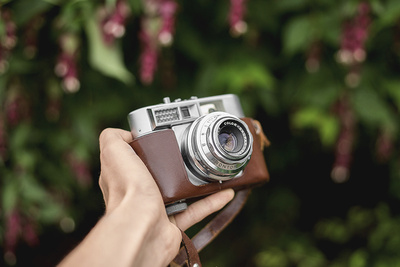 A Little Wholesome Tale of a Vintage Camera
