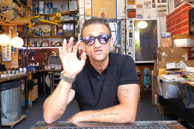 Casey Neistat Updates on 'The CNN Thing'