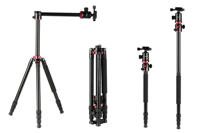 Fstoppers Reviews the K&F Concept Aluminum Tripod