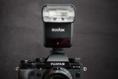 Fstoppers Reviews the Godox Thinklite TT350F Flash for Fujifilm X