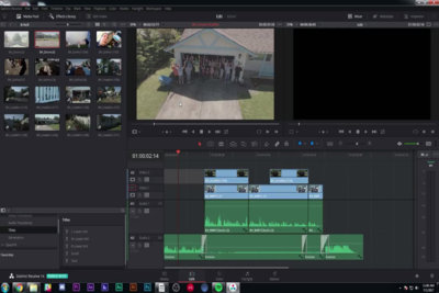 How to Edit a Video from Start to Finish With DaVinci Resolve 14