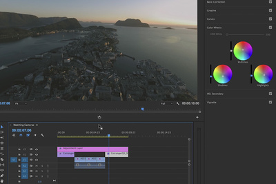 How to Match the Color Grading and Exposure of Different Cameras in Your Video Work
