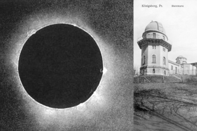 How Berkowski Got the First Solar Eclipse Shot