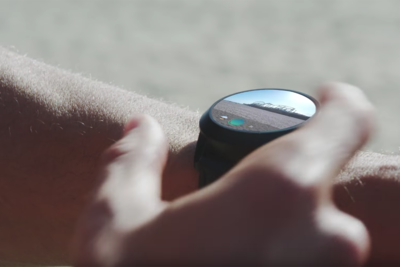 Would You Prefer an iPhone-Quality Camera on a Smartwatch?