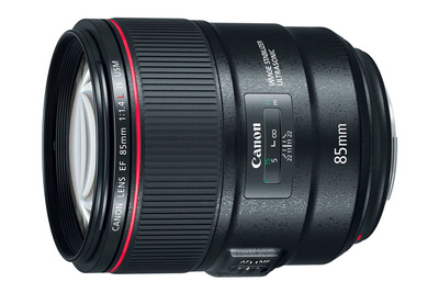 Canon Announces the 85mm f/1.4L IS, Three Other Lenses, a Flash, and a Camera