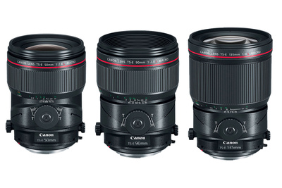 A First Look at Canon's New Tilt-Shift Macro Lenses