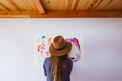 Five Easy Tips for Breaking a Creative Block