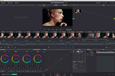 How to Set the White Balance of Your Video Footage in DaVinci Resolve