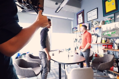 A Tough Job: What It's Like to Film Somebody Else's Vlog for Them