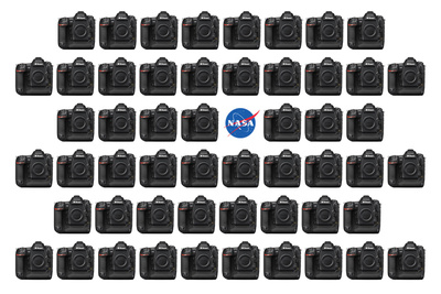 What Is NASA Doing With the 53 Nikon D5 Cameras It Just Ordered?