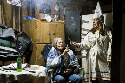The KKK Opens Their Doors to a Photographer, This is What He Saw