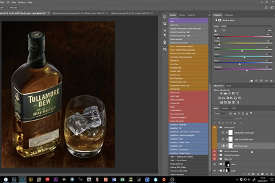 The Importance of an Organized Workflow in Photoshop