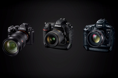 Epic Shootout Review: Sony a9 vs. Canon 1DX II vs. Nikon D5