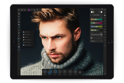Affinity Photo for iPad Is Updated for iOS 11, Supports File Drag-and-Drop