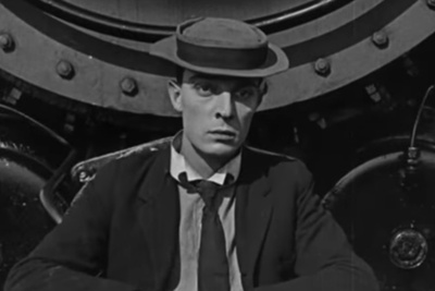 Make 'Em Laugh: The Genius of Buster Keaton
