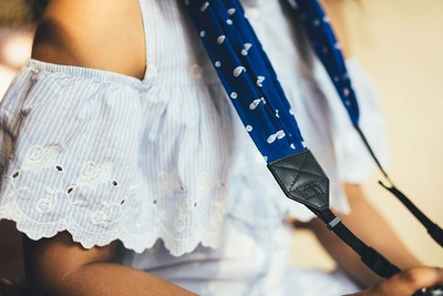 Hand-Woven Designer Camera Straps For Every Photographer