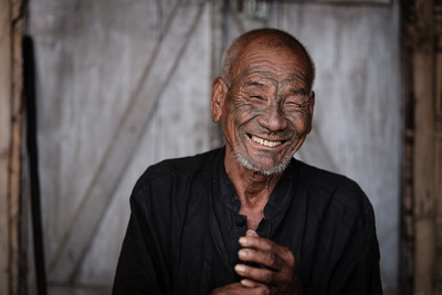 Portraiture With the Fujifilm GFX 50S