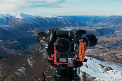 Syrp Uses a Genie Mini to Create a Crazy 8K 360 Time-Lapse