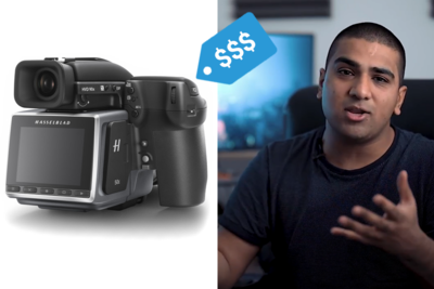 The Time to Buy: Hasselblad's H6D-50c Gets $11,000 Discount