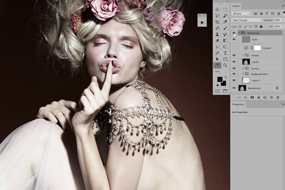 What Really Goes Into Retouching High-End Fashion Images