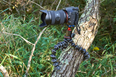 Fstoppers Reviews the Joby GorillaPod 5K Tripod Kit for DSLR Cameras