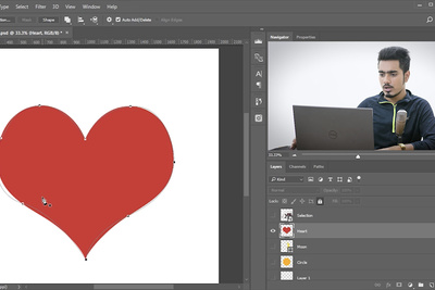 A Beginner's Guide to Mastering the Pen Tool in Photoshop
