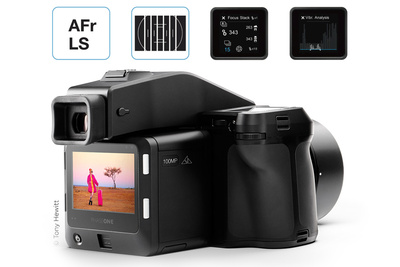 Phase One Announces the IQ3 100MP Trichromatic Digital Back, XF System Feature Update 4