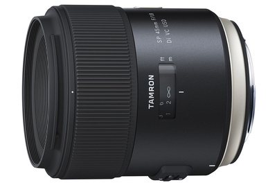 Get a Great Deal on the Tamron 45mm f/1.8 Di VC USD Lens