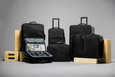 Tenba Air Gear Cases Handle 400 Pounds of Stacked Weight With Less Burden of Other Plastic Hard Cases
