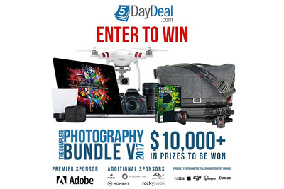 Win Up to $10,000 in This Photography Giveaway
