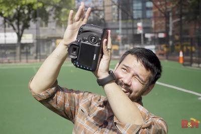 Five Mistakes Beginner Photographers Make