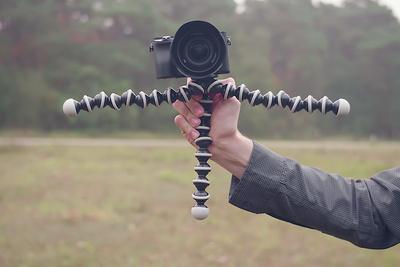 Five Gorillapod Hacks for Filmmakers