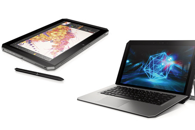 Creative Workhorse: HP Announces ZBook x2