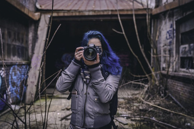 What It's Really Like to Be a Female Photographer