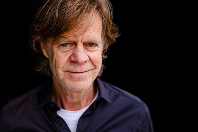 How I Shot and Edited Portraits of William H. Macy