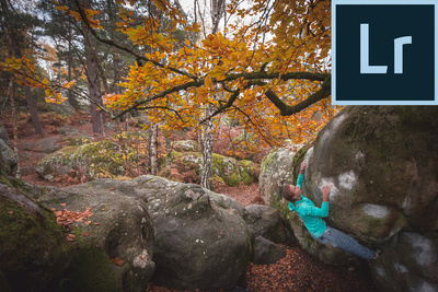Squeezing Extra Autumn Colors Out of Lightroom