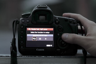 Making Your Camera Work Faster With Custom Settings