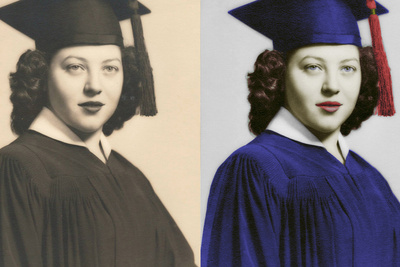 How to Colorize a Photo Using Curves in Photoshop