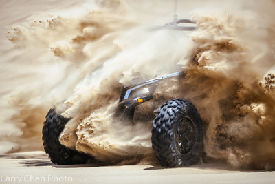 Motorsports: An Interview With Photographer Larry Chen