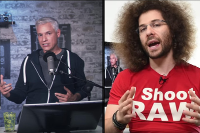 Northrup Vs. Fro, JPG Vs. Raw: Why Is It Even Still a Debate?