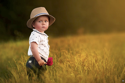 A Complete Guide to a Popular Children's Portraiture Retouching Look