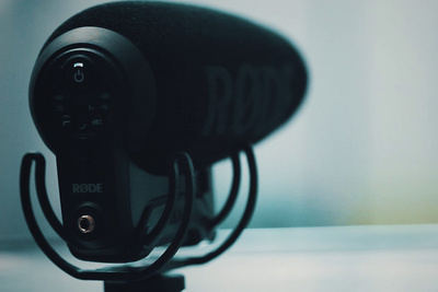My First Day With the Rode VideoMic Pro+