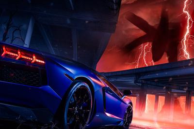 Stranger Lamborghini: BTS of a Pepper Yandell 'Stranger Things' Project