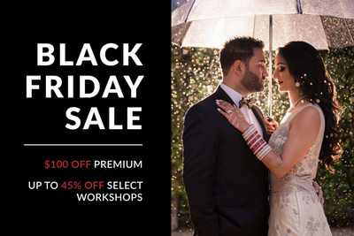 Get $100 OFF SLR Lounge Premium and up to 45% Off Select Workshops Until Cyber Monday