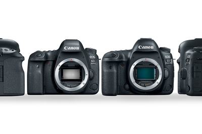 Huge Canon 6D Mark II and 5D Mark IV Savings at B&H
