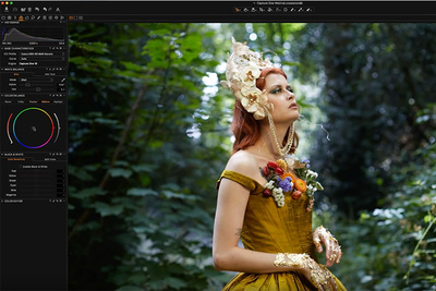 Pratik Naik's Color Workflow via Capture One