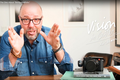 Photography Educator David duChemin Thinks You Should Consider Being Unrealistic